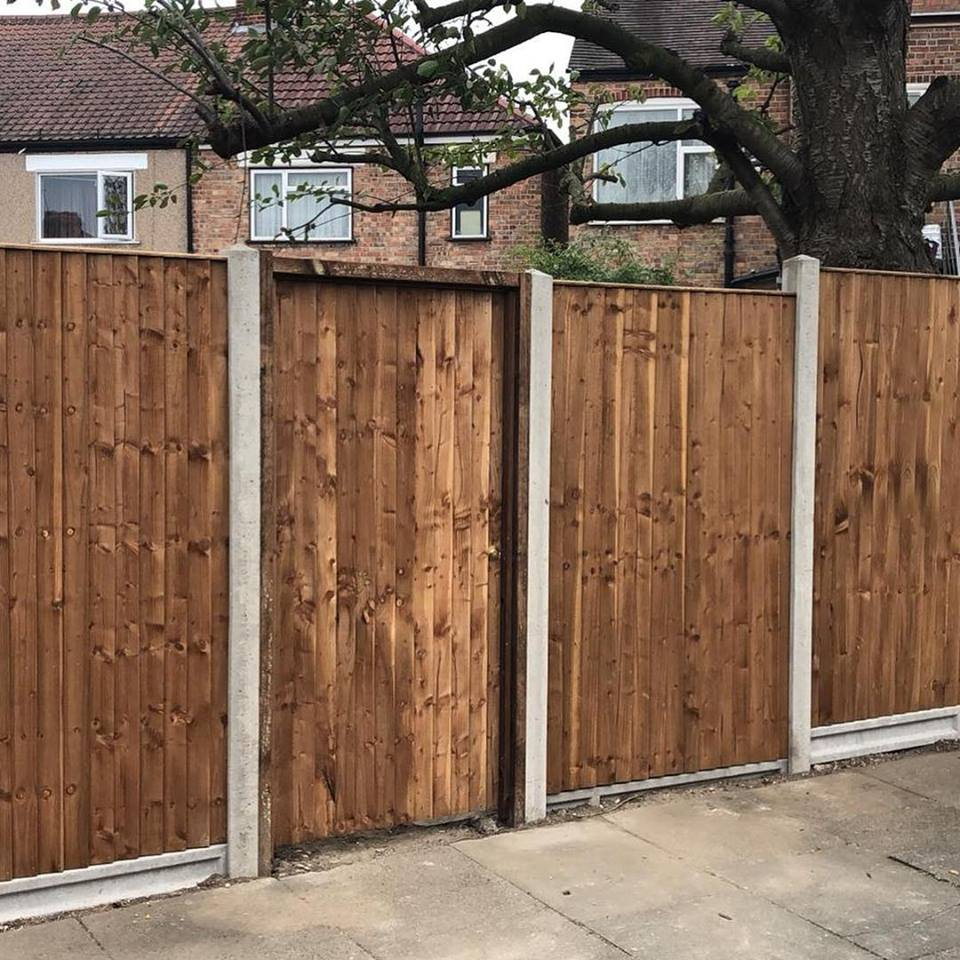 Fence Installation Enfield