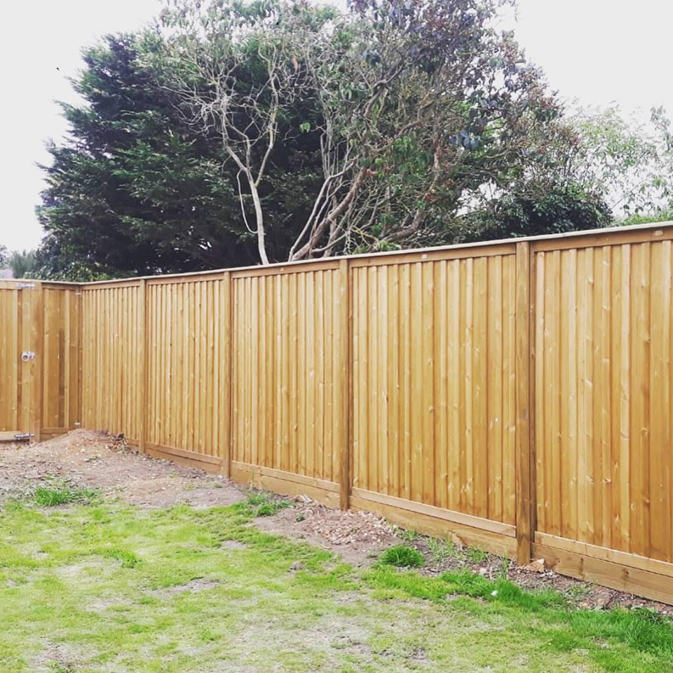 Garden Fencing Enfield