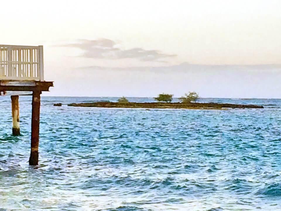 La Isla Verde, Carolina, Puerto Rico.
