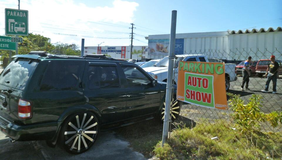 Autoshow de Frank en La Cerámica, Carolina, Puerto Rico.