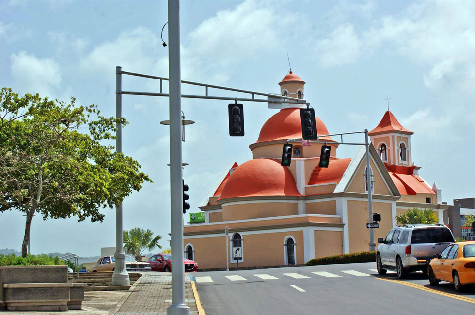 Iglesia San Fernando De La Carolina, Carolina, Puerto Rico.