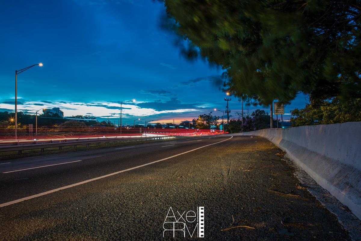 Avenida Baldorioty De Castro (PR-26), foto de Axel RRM.