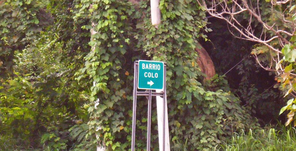 Barrio Colo, Carolina, Puerto Rico.