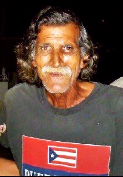 "Confesor López Torres, alias ""Kodak"", Carolina, Puerto Rico."