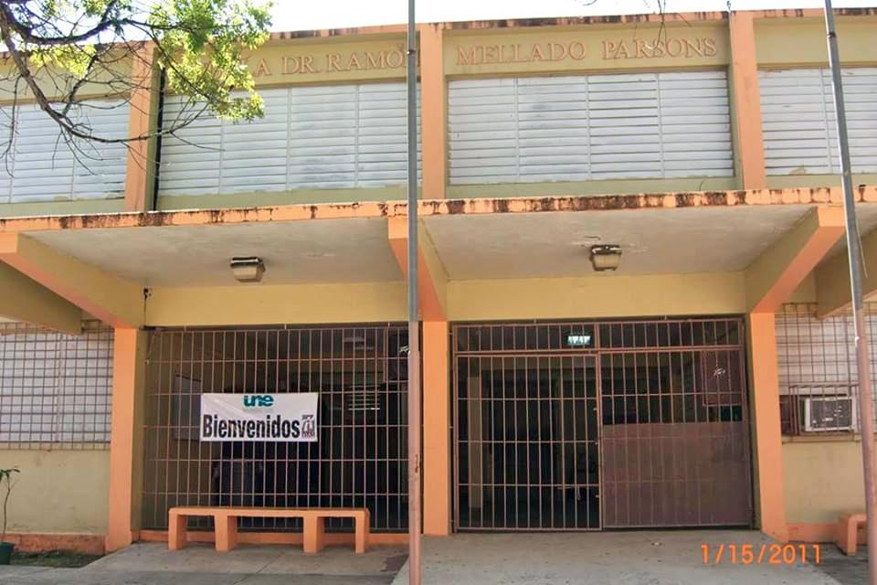 Escuela Dr. Ramón Mellado Parsons, Carolina, Puerto Rico.