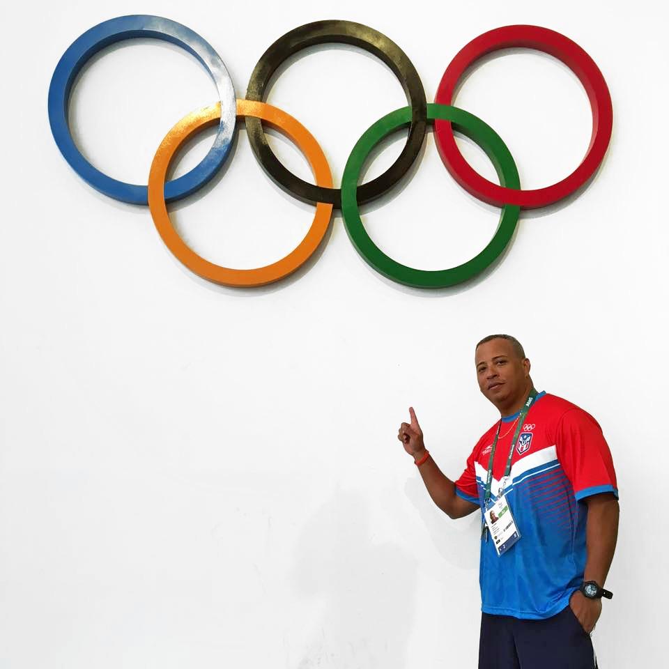 Juan Carlos Nuñez de Carolina, Puerto Rico en las Olimpiadas de Rio 2016.