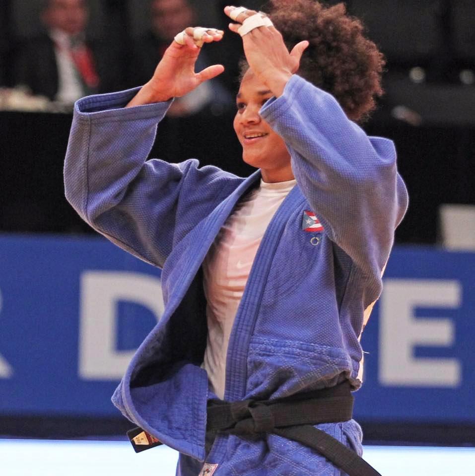 María Pérez de Carolina, Puerto Rico en las Olimpiadas de Rio 2016.