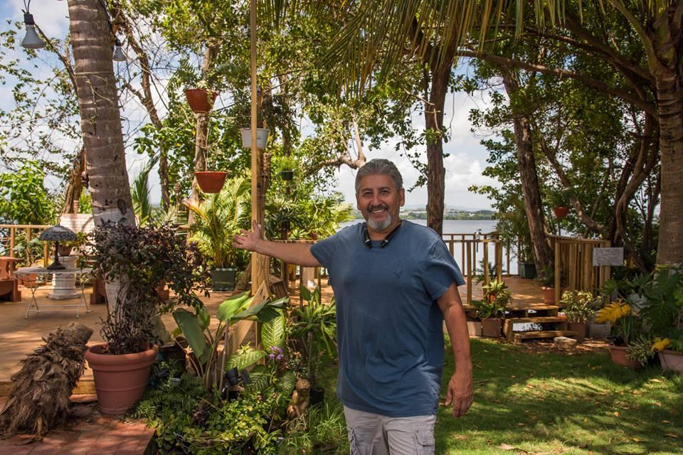 """""""La Marina Escondida"""" de Héctor Pérez, en Urbanización La Marina, Carolina, Puerto Rico."""