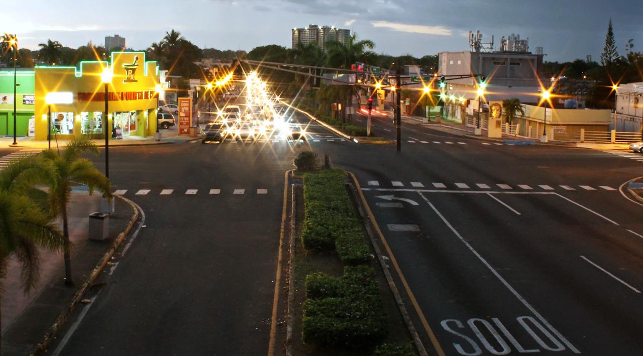 Puente Puerta de la Carolina, Carolina, Puerto Rico.