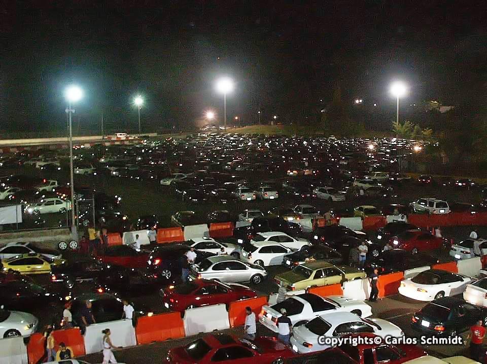Carolina Speedway (la Pista de Carolina), Carolina, Puerto Rico.
