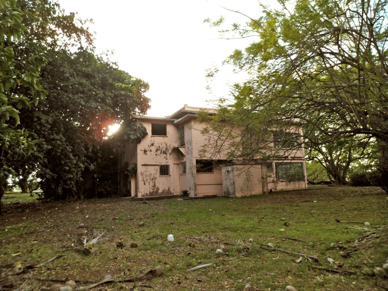 La Casa Rosa de la Monserrate, Carolina, Puerto Rico.