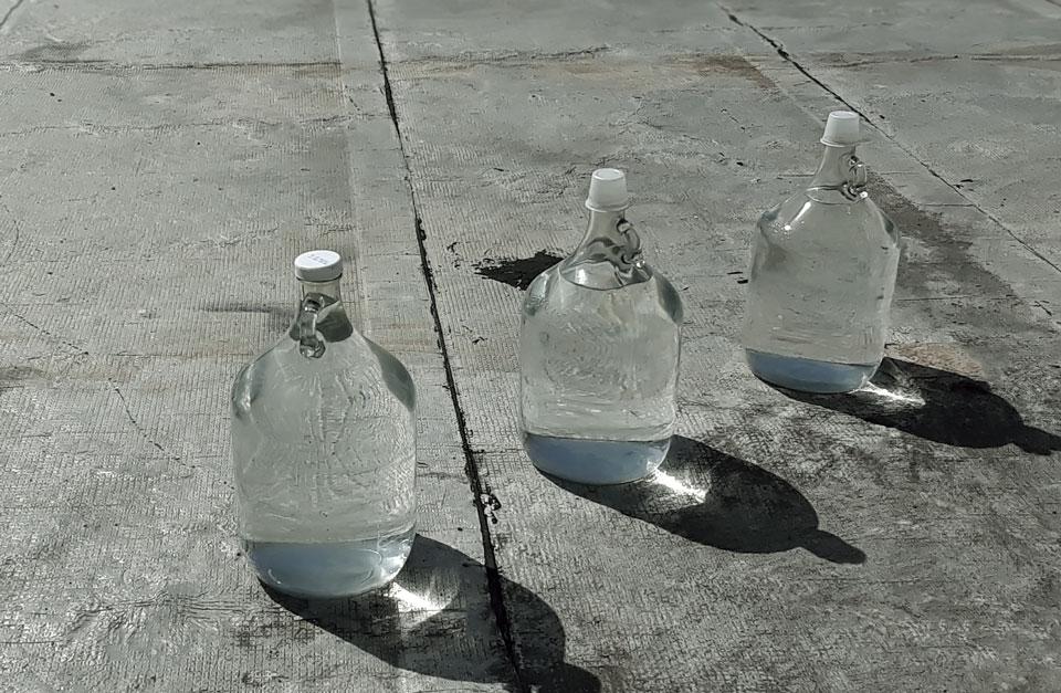 Desinfección solar de agua (So-Dis).