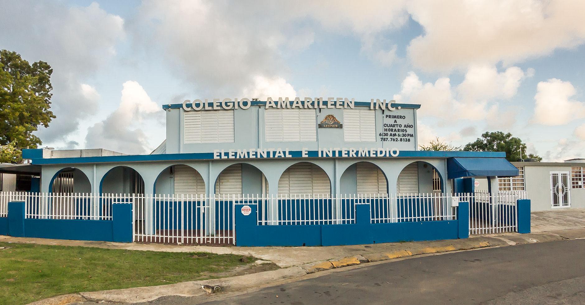 Colegio Amarileen Elemental e Intermedio