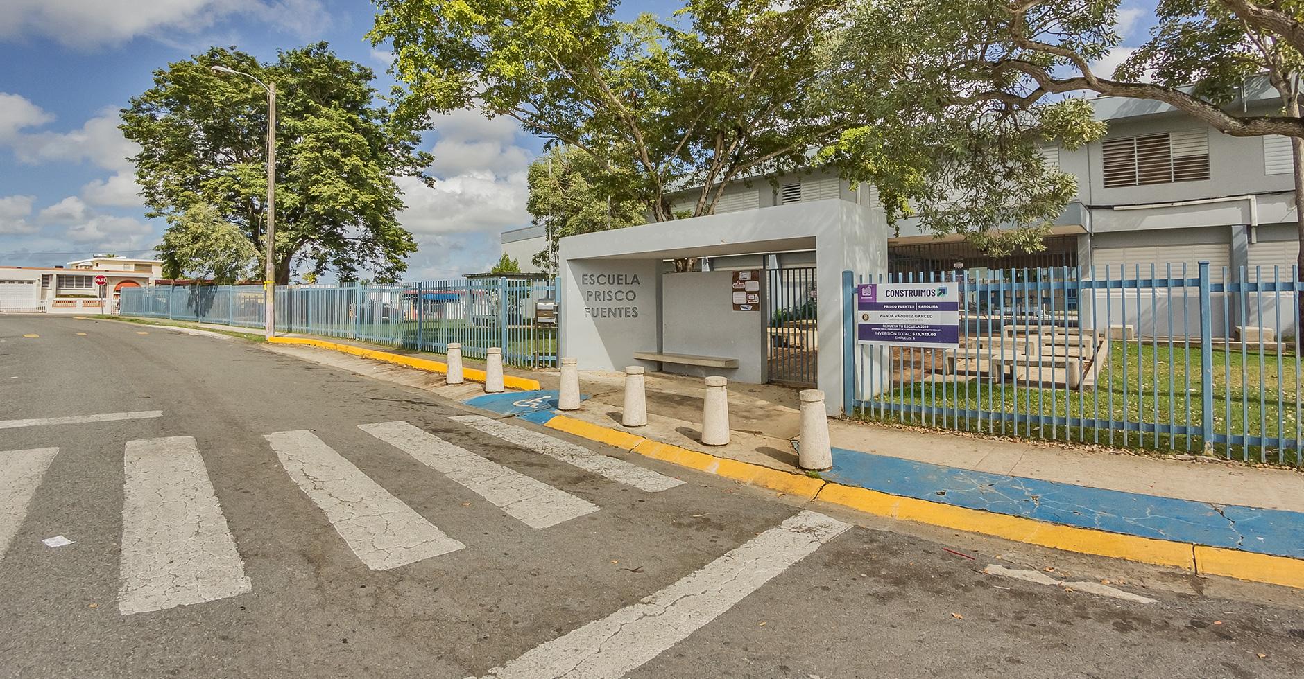 Escuela Prisco Fuentes