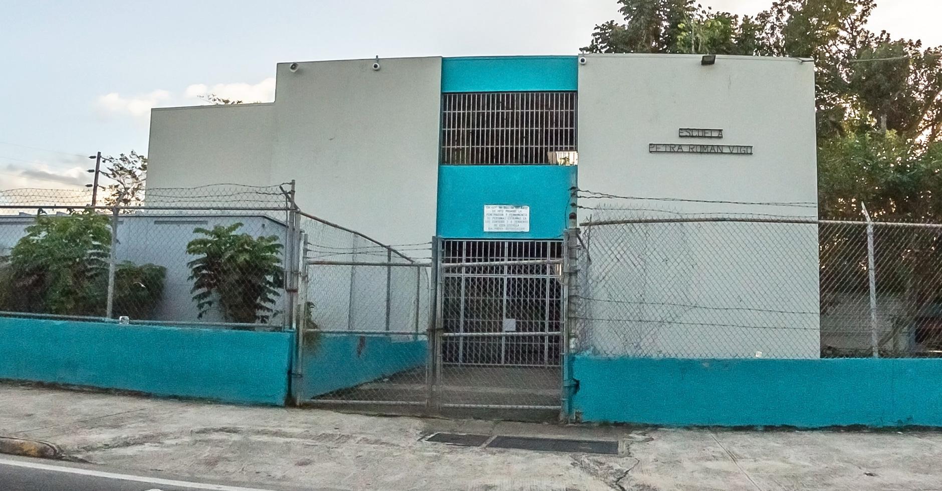 Escuela Petra Román Vigo