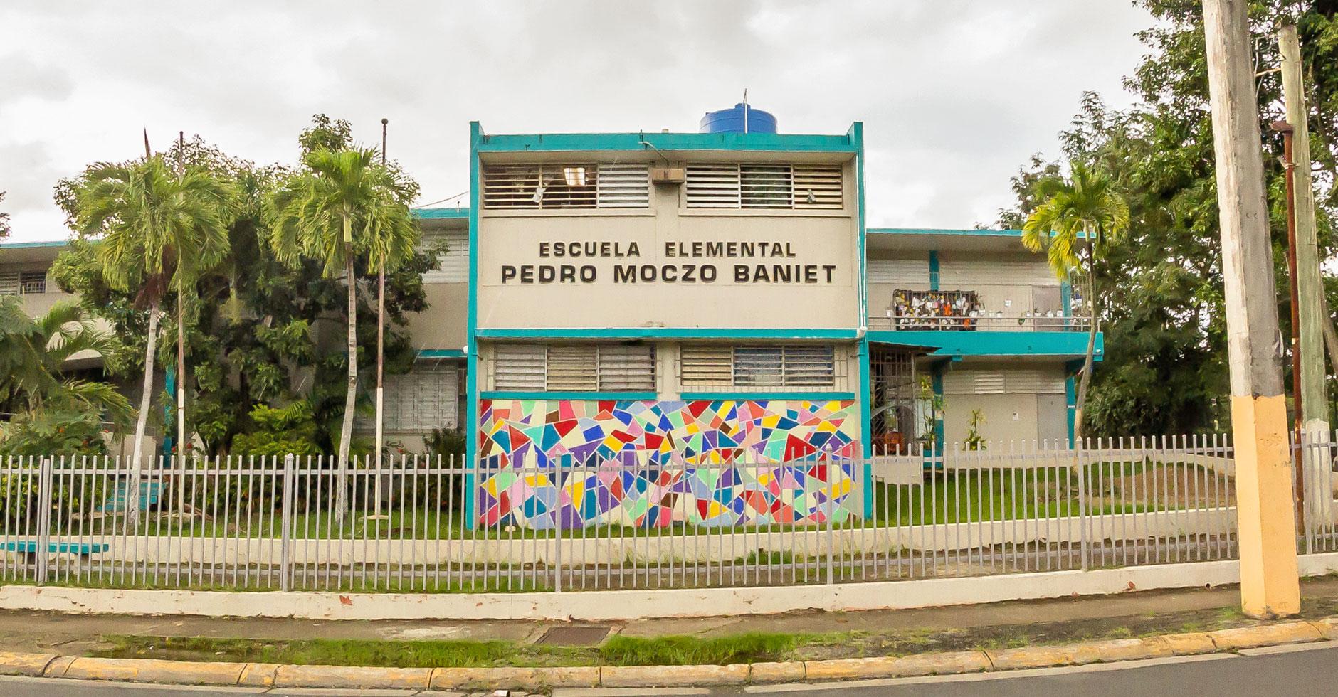 Escuela Elemental Pedro Mozco Baniet
