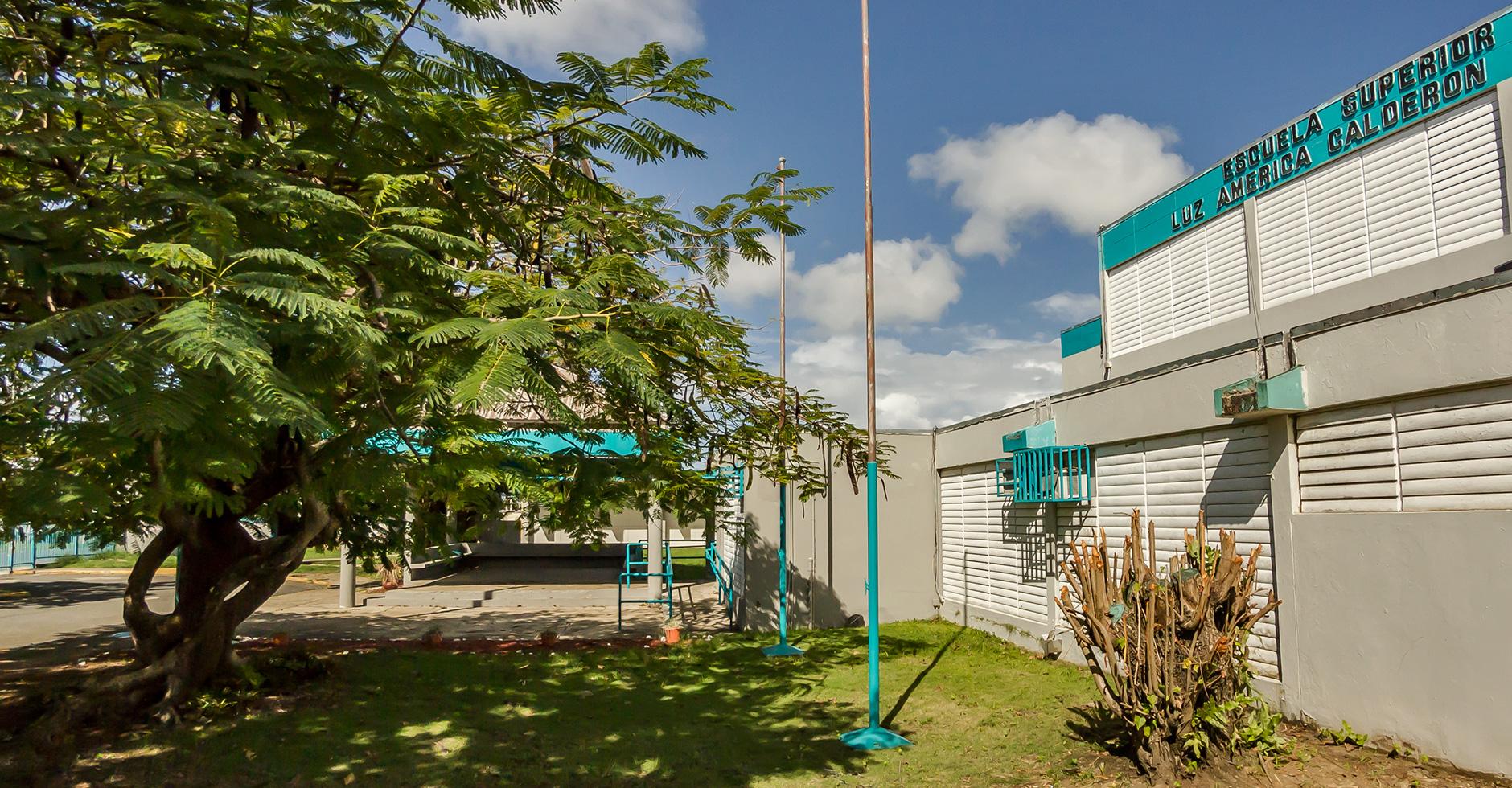 Escuela Luz América Calderón