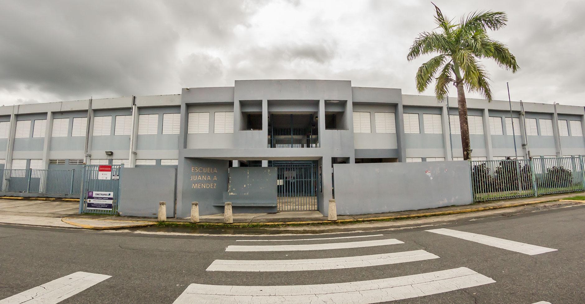 Escuela Juana A. Méndez