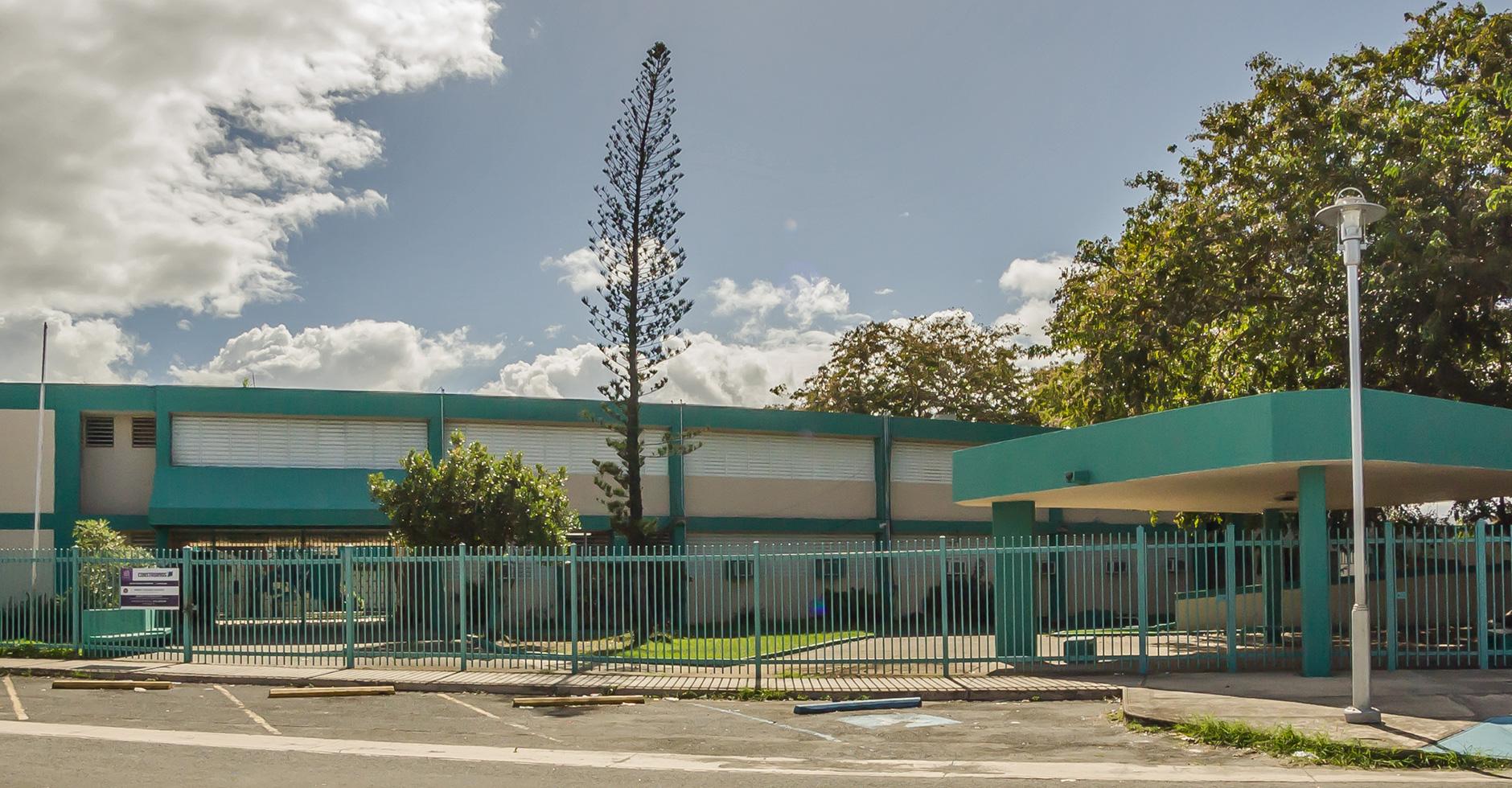 Escuela Jesús María Sanromá