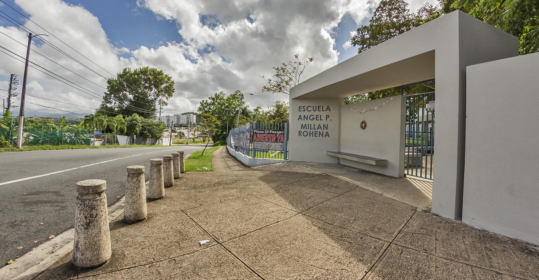 Escuela Ángel P. Millán Rohena