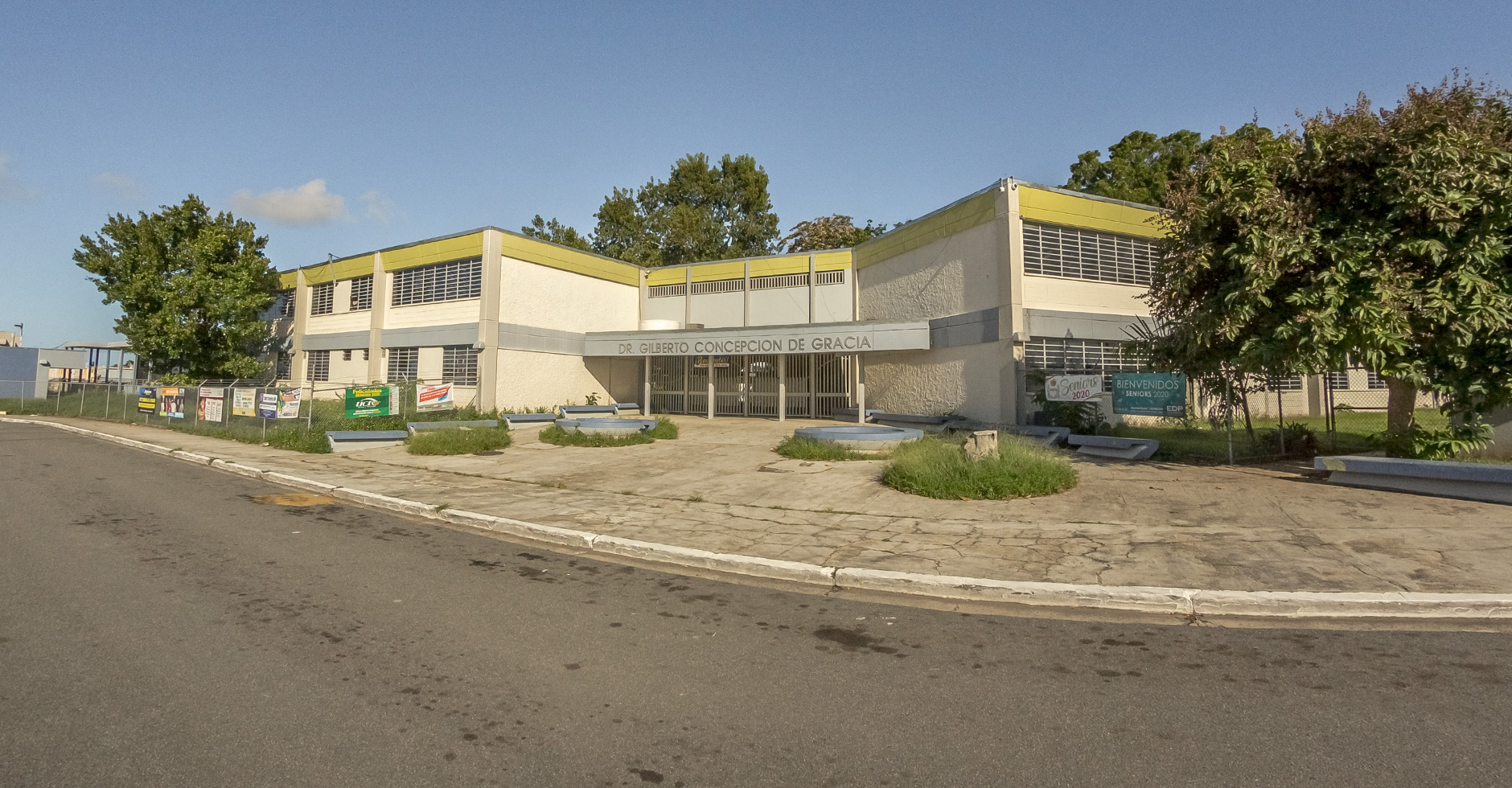 Escuela Dr. Gilberto Concepción De Gracia