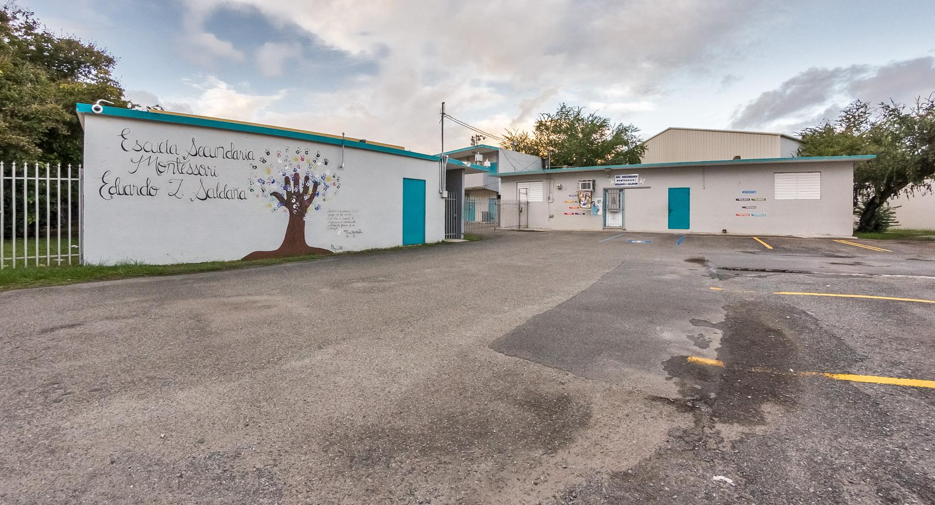 Escuela Secundaria Montessori Eduardo J. Saldaña