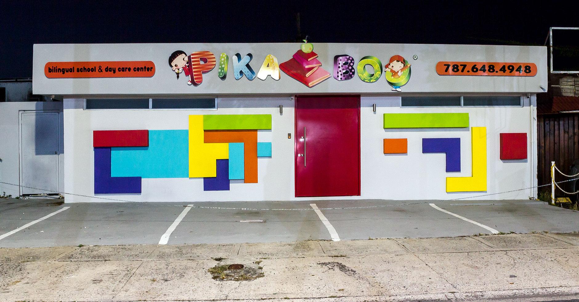 Pikaboo Bilingual School & Day Care