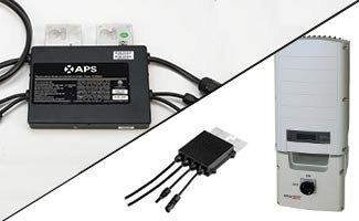 String Inverters, Micro Inverters and DC Optimizers