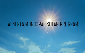 Solar Rebate: Alberta Municipal Solar Program (AMSP)