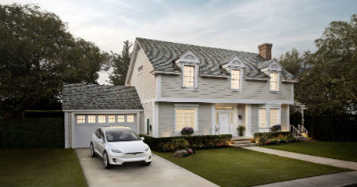 Tesla Solar Roof Shingle Slate