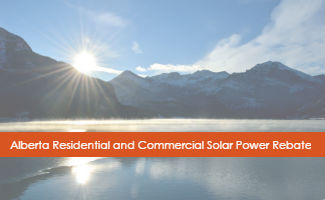 Alberta Residential and Commercial Solar Power Rebate
