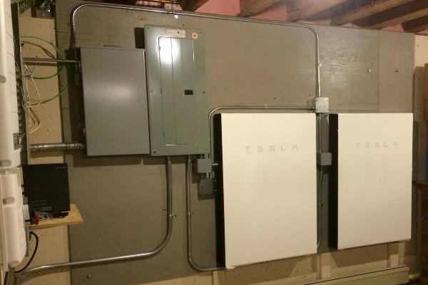 The First Tesla Powerwall2's in Alberta!   Kuby Energy Edmonton