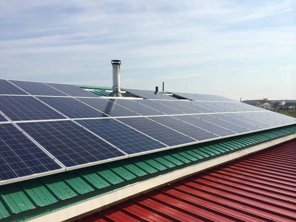 NWT Solar Panels