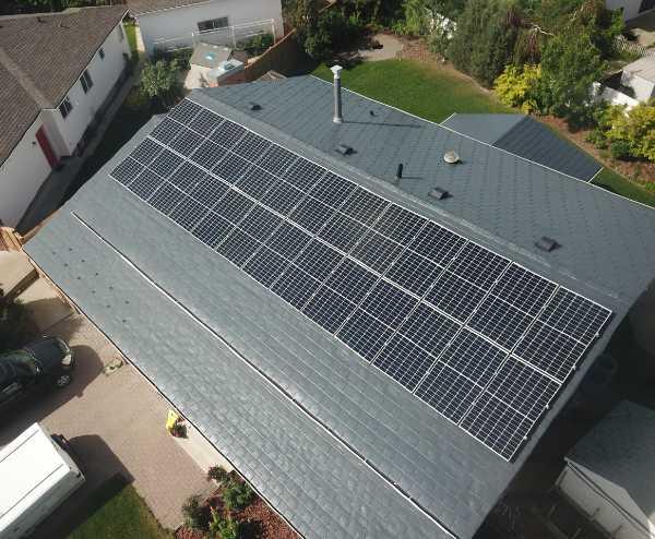 Solar Home Design