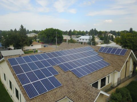 Commercial Solar Panels Edmonton