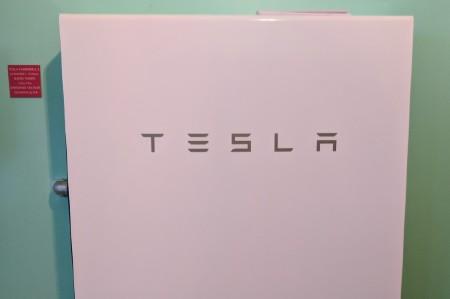 NWT Battery Solar System