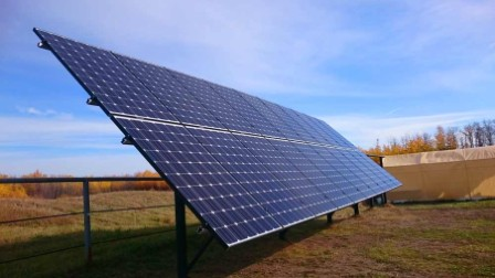 Alberta Farm Solar Power