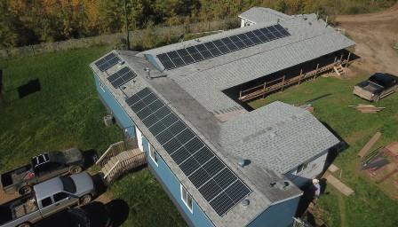 BLCN Solar Power System