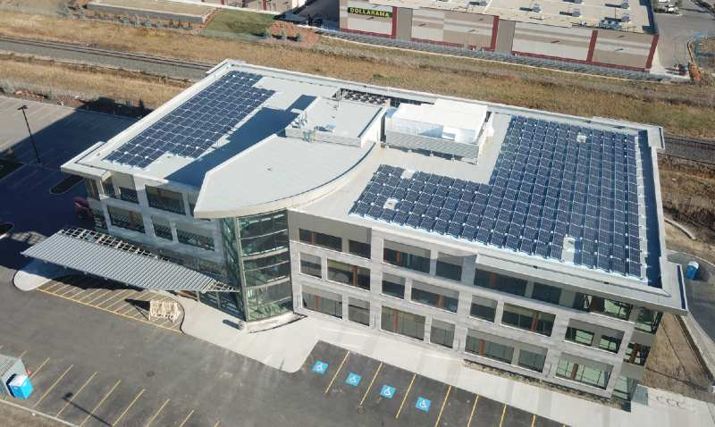 Roof Mounted Solar Panels Edmonton