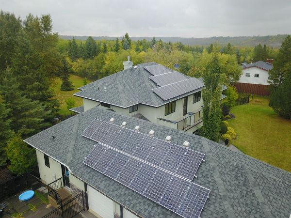Solar Panels in Alberta