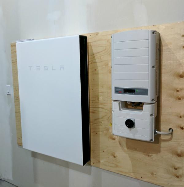 Tesla Powerwall in Canada
