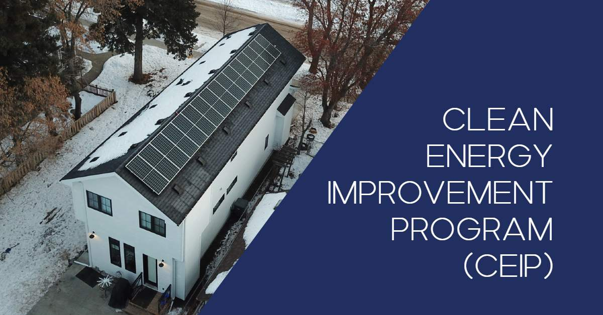 Clean Energy Improvement Program (CEIP aka PACE)