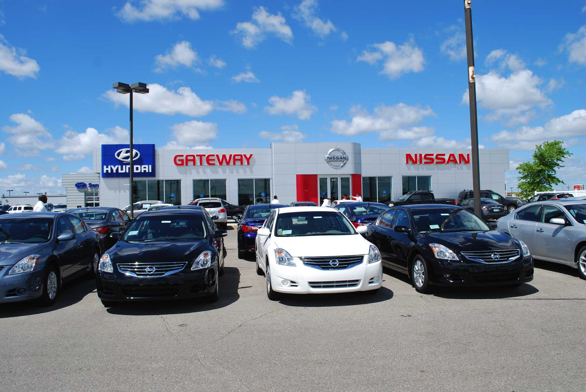 Gateway Nissan