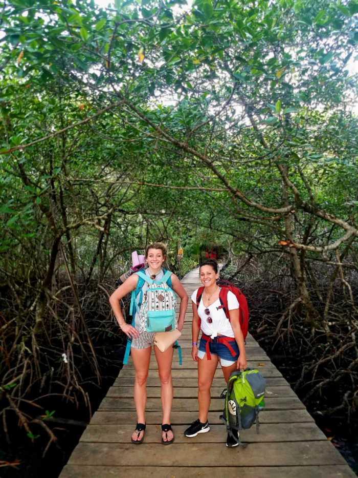 under30experiences-group-travel-blog-for-millennials-taste-of-the-island-life-bocas-del-toro-panama-dock