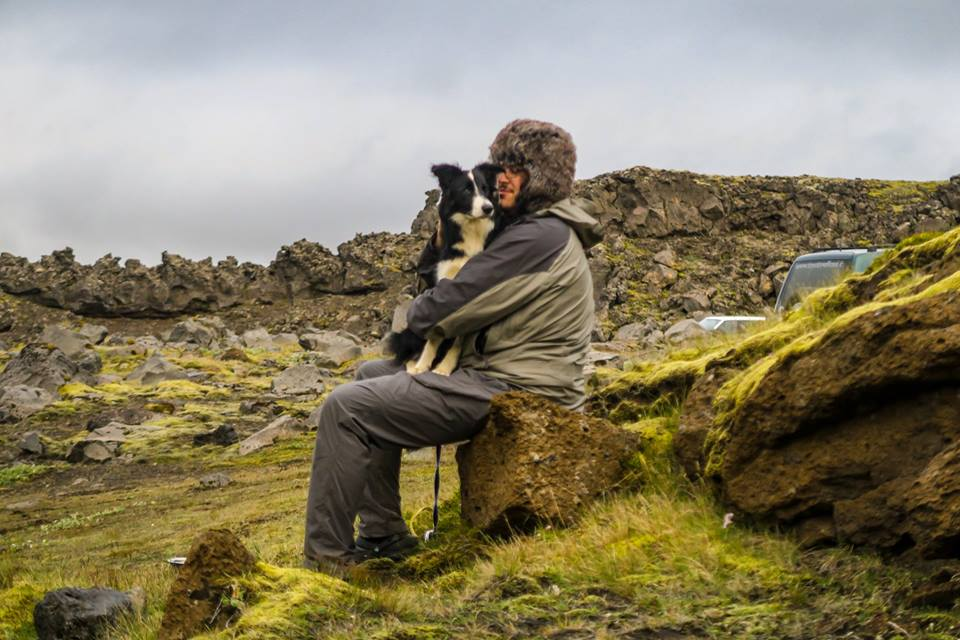 backpacker-and-dog-in-iceland