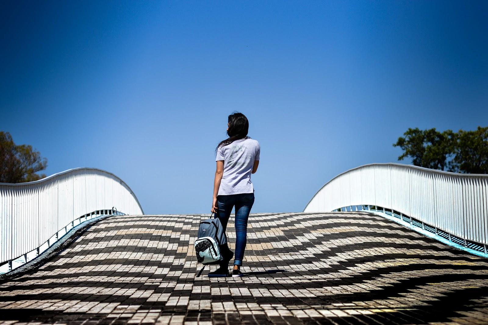 female-traveler