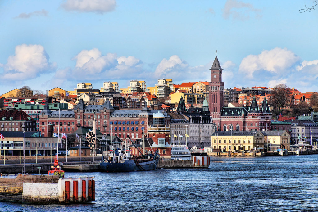 northern-european-city