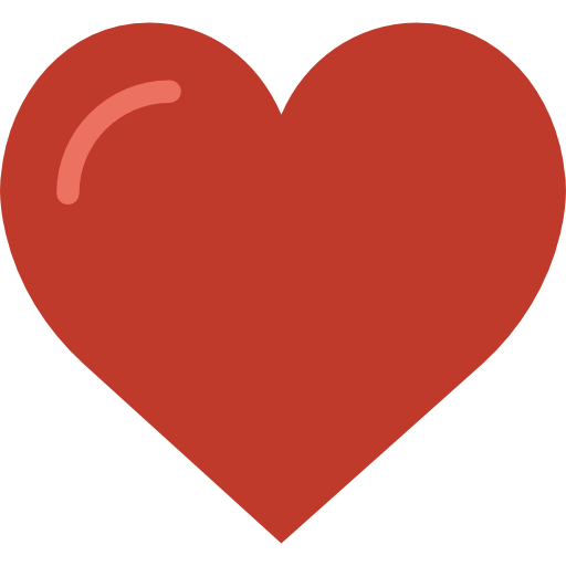 A heart image, showing your users will love you with a great user experience