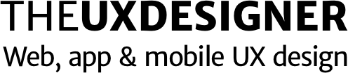 THEUXDESIGNER Logo