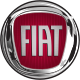 Fiat logo - the client on a project by THEUXDESIGNER